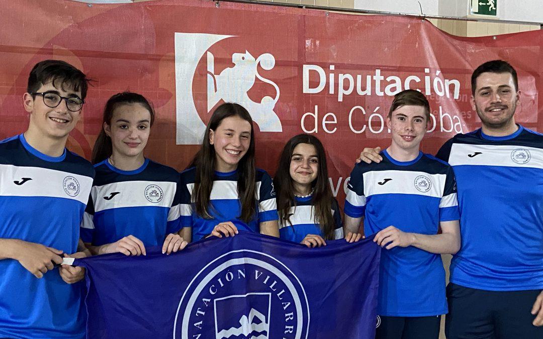 Villa del Río tendrá representación en el XXXVI Campeonato de Andalucía Infantil de Invierno de Natación 1