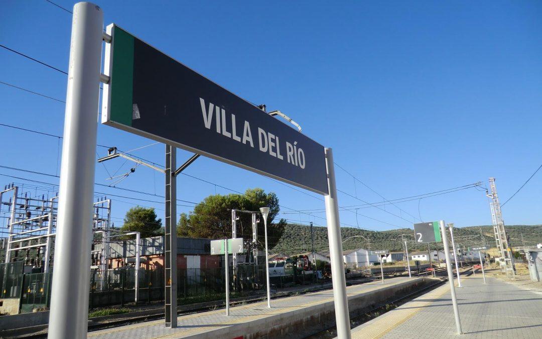 Adif adjudica obras de sustitución de traviesa entre Villa del Río y Villafranca 1