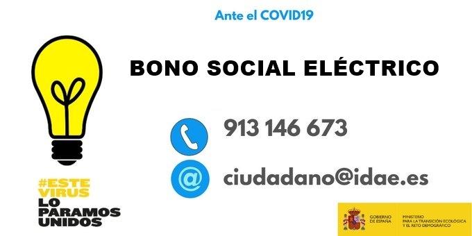 Bono Social Eléctrico 1