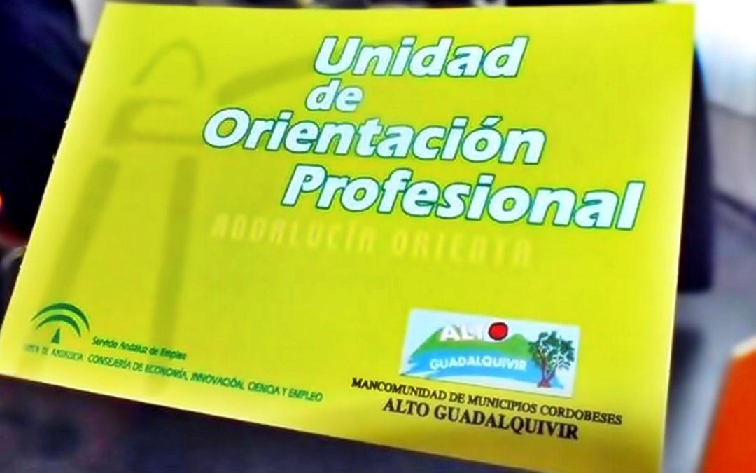 Cierre preventivo del servicio de orientación profesional 'Andalucía Orienta'  1