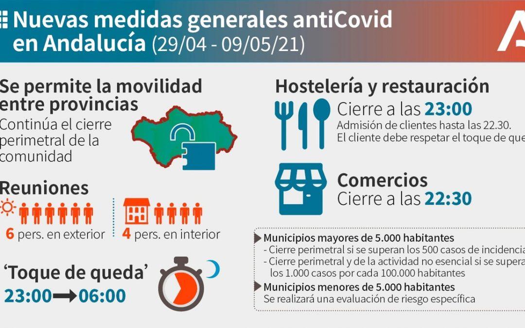 Junta de Andalucia   Medidas preventivas Covid-19 1