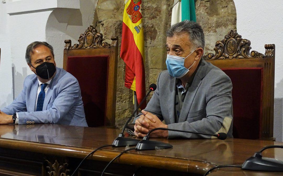 Visita Institucional | Ángel Pimentel, Delegado de Turismo en Córdoba de la Junta de Andalucía 2