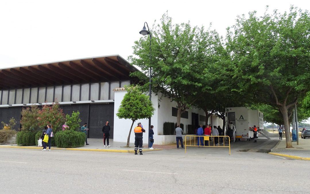 Cribado Covid-19 en Villa del Río  1