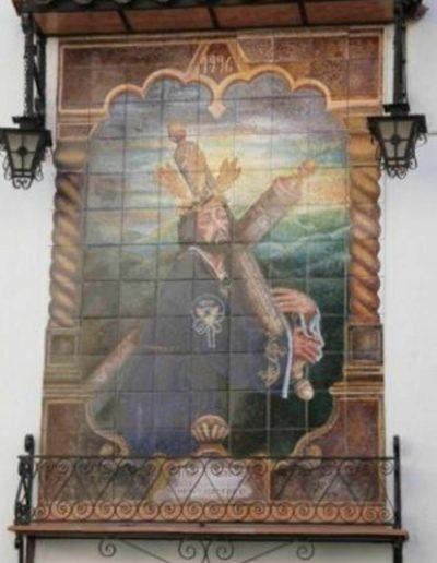 CAPILLA DE SAN ROQUE Y NTRO. PADRE JESÚS NAZARENO 1