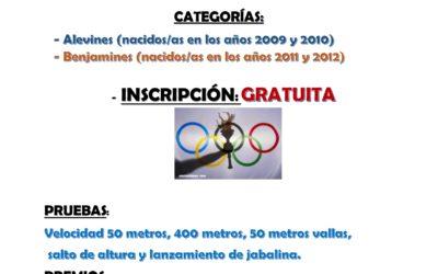 Mini Olimpiadas 2021