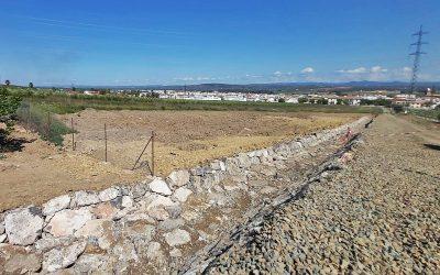Finalizados los trabajos de mejora del camino del Granaillo (1ª Fase)