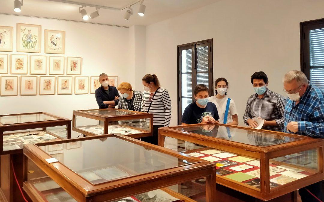 Centerario Ginés Liébana   Exposiciones en el Museo Histórico Municipal 'Casa de las Cadenas' 1
