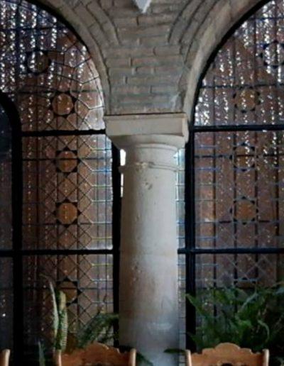 En 2003, previa autorización del Obispado, se desarrolló un proyecto de recuperación del Retablo Mayor para recobrar su estado