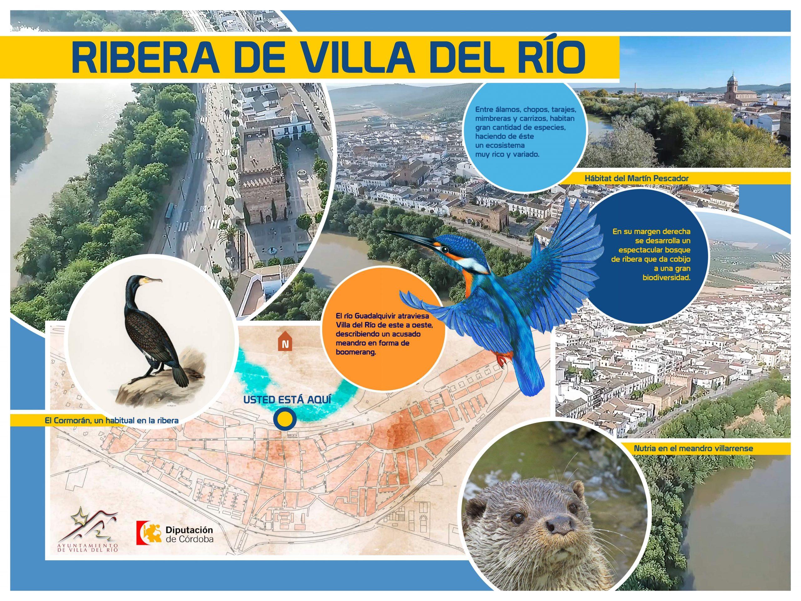La ribera de Villa del Río