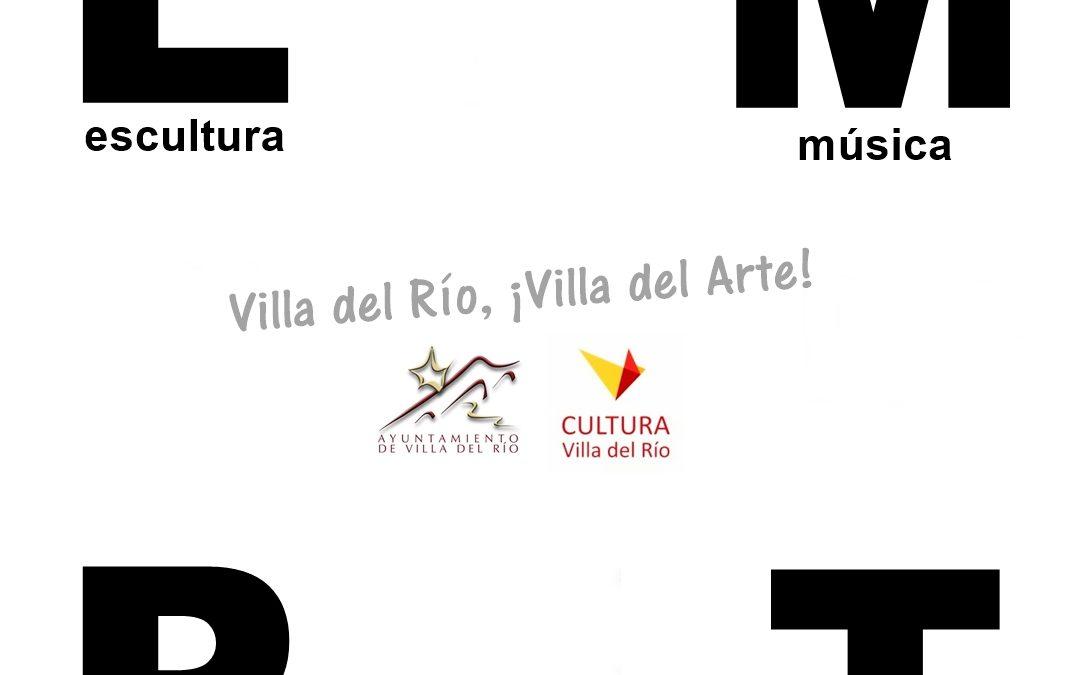 Escuela Municipal de Música de Villa del Río y talleres de escultura, pintura y teatro 1