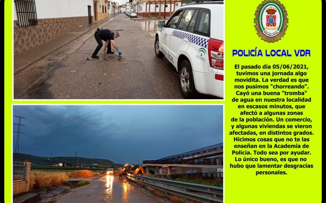 POLICÍA LOCAL| EFECTIVIDAD Y VERSATILIDAD PARA ATENDER DIFERENTES SITUACIONES DE EMERGENCIA