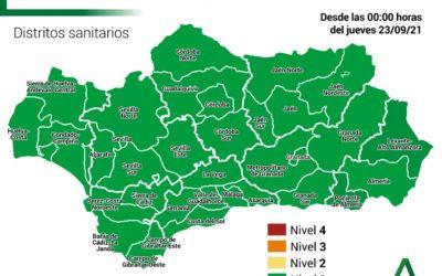 JUNTA DE ANDALUCÍA   MEDIDAS PREVENTIVAS COVID-19
